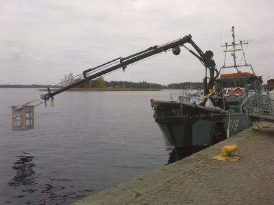 Kaapeli-, putki- ja sukellustyöt