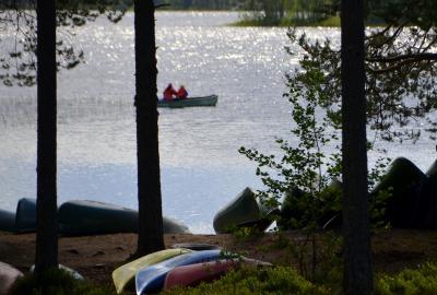 KANOOTIN PÄIVÄVUOKRA/ TAHKO