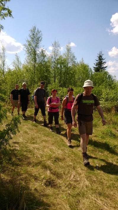 Nature Walks and Hiking Trips in Tahko area.