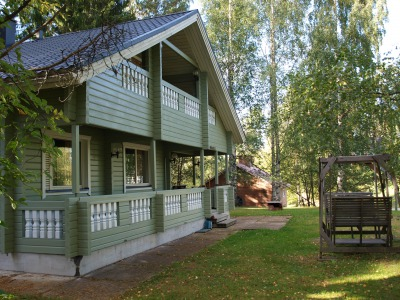 Mäntylä, Koivula ja Honkala cottages