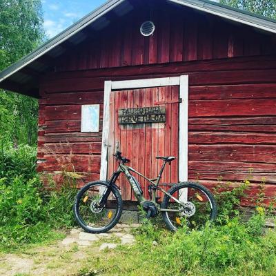 Electric Assist Fat Bike Rental 3 hours/Tahko