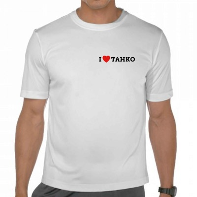 I Love Tahko T-shirt