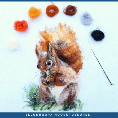 Learn Needle Felting