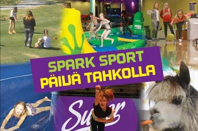 Liikunnallinen syysretkipäivä Tahkolla - Spark sport päivä